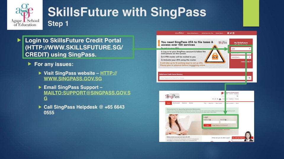 Claim SkillsFuture Credits! Improve yourself by picking up a new language