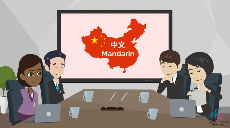 Business Mandarin Classes