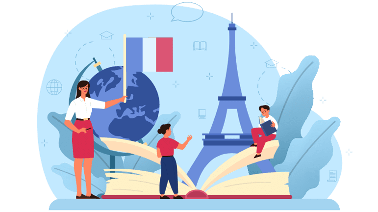 French Expresso offers full flexibility with lessons customized to your convenience and specific learning needs.