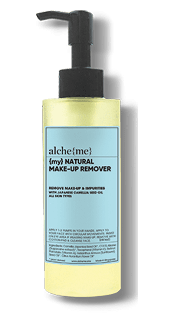 {my} Natural Make-up Remover