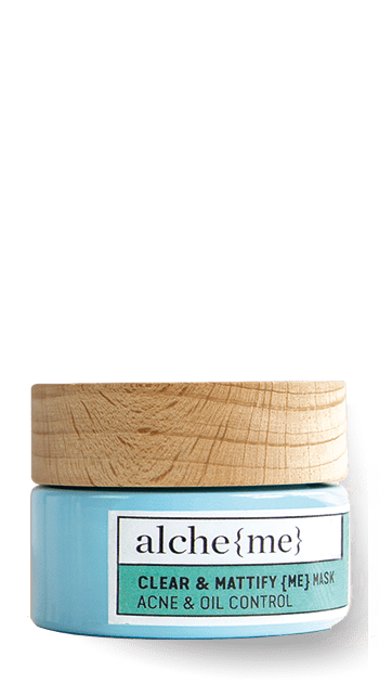 CLEAR & MATTIFY {me} 50 ml Mask (Acne+Oil Control Mask)